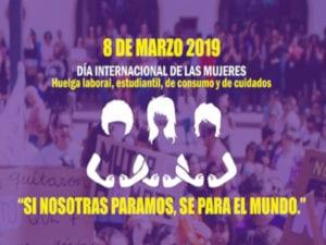 Manifiesto Feminista 8M 2019 | Comisión Feminista 8 de Marzo Madrid | Día Internacional de las Mujeres | 08/03/2019