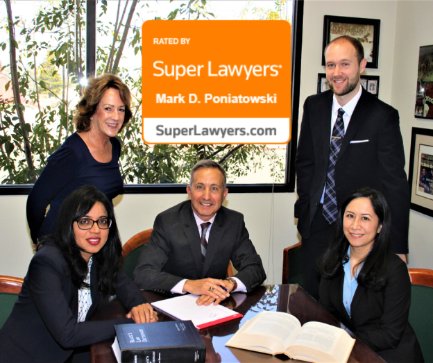 Mark Poniatowski Super Lawyer Creditors Rights
