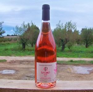 Lo cairo rosé Pons Gralet