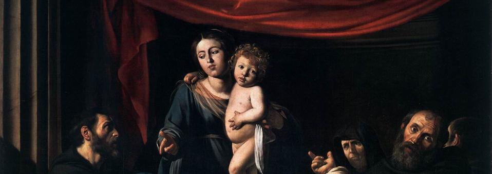 Santo Rosario con gli animatori adulti di Villa Pitignano e Ponte Felcino