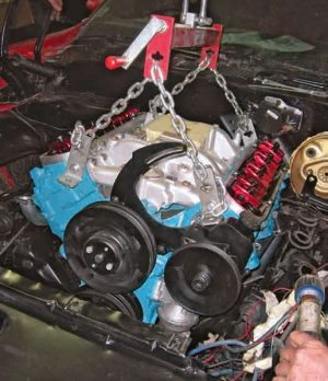 Engine Rebuilding Guide for Pontiac Trans Am and Firebird