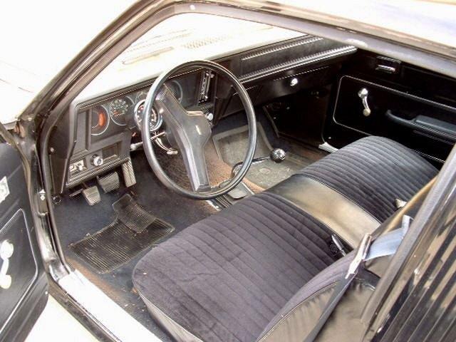 1976 Chevy Nova Hatchback