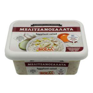Melitzana aubergine salade Viosal Pontiki