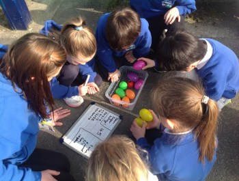 Year 2 Easter Egg Hunt