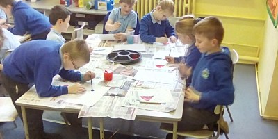 Year 3 Exploring Colour