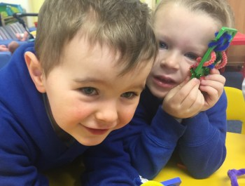 Another Week of Fun in Nursery.