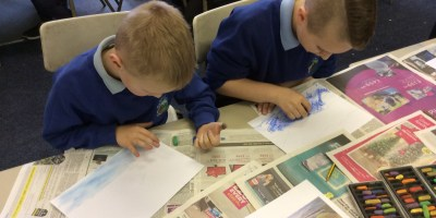 Year 3 Art Afternoon