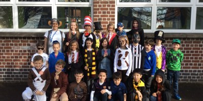 Year 3 World Book Day