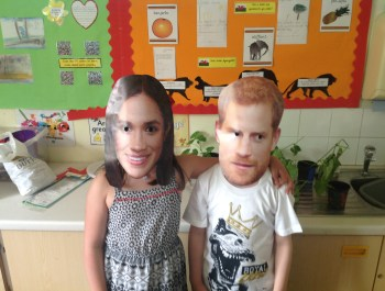 Year 1: Royal Wedding Party