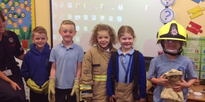 Year 2 Fire Safety Talk