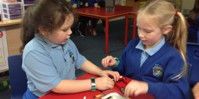 Lego Simple Machines