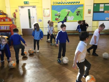 Year 1: Football to music
