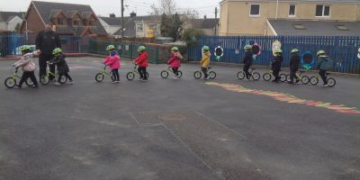 Balance Bike session