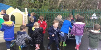 Nursery And The Big Clean