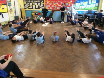 KS2 Develop Their Skills With Weststreet.