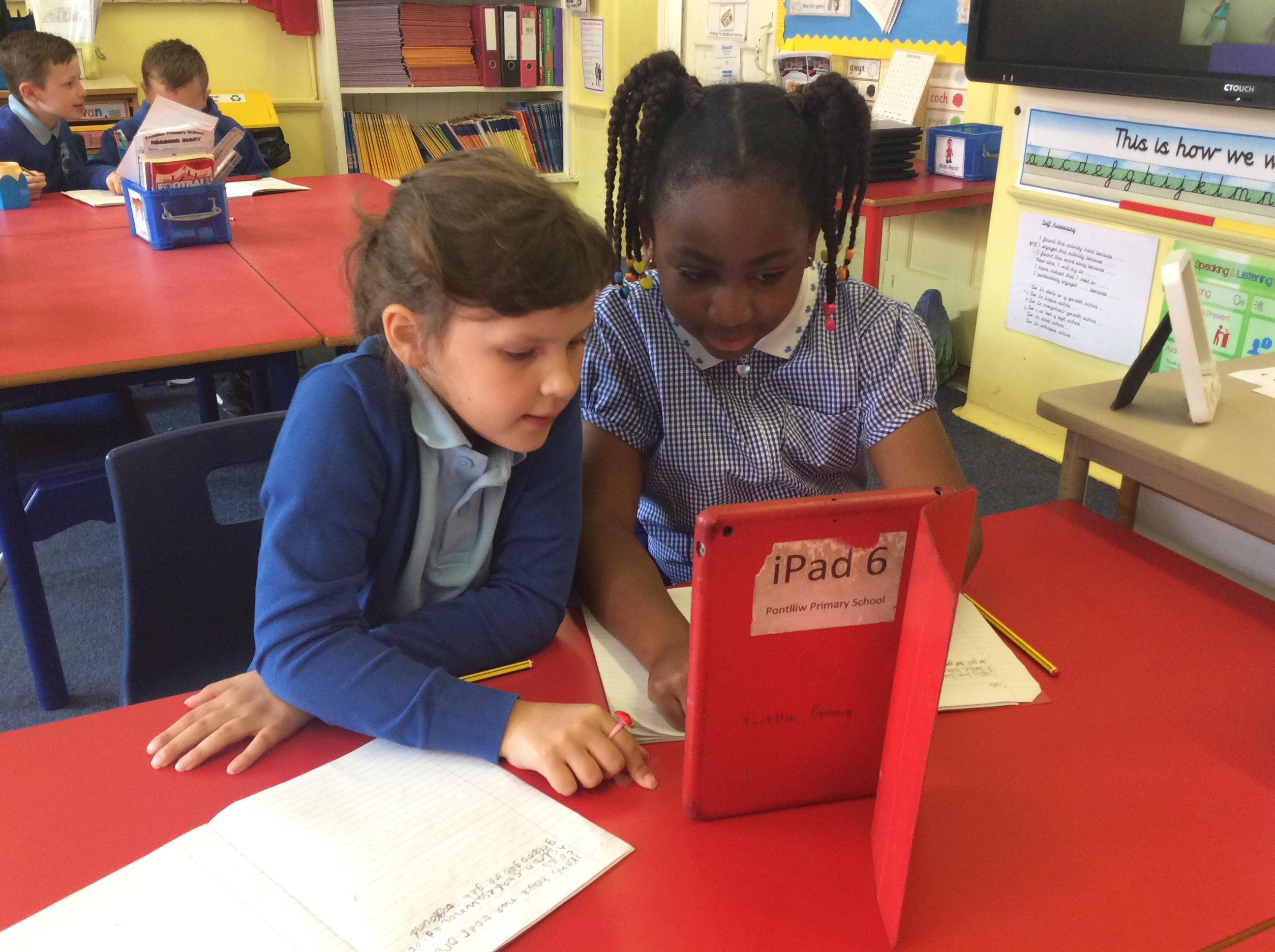 Year 3 Explore the Chatterkid App