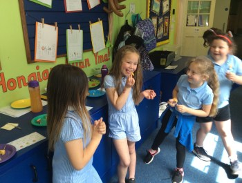 Year 3 Rainforest Fruit Tasting
