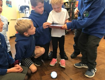 Digital Dragons – Sphero Test