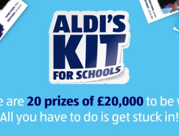 Aldi's Kit for School