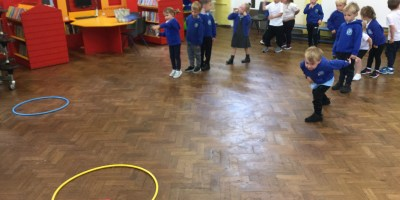 Learning About Throwing And Catching