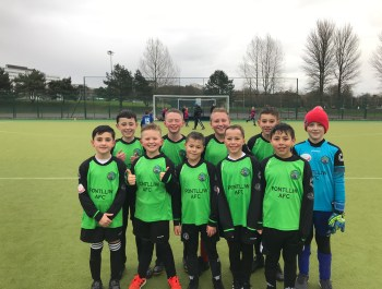 Urdd Football Tournament
