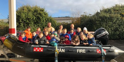 Year 1Trip to the Fire Station