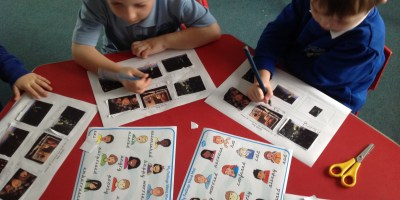 Learning all about 'Sprout Boys' emotions!
