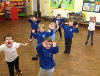 Year 1 Chinese Dragon Dance