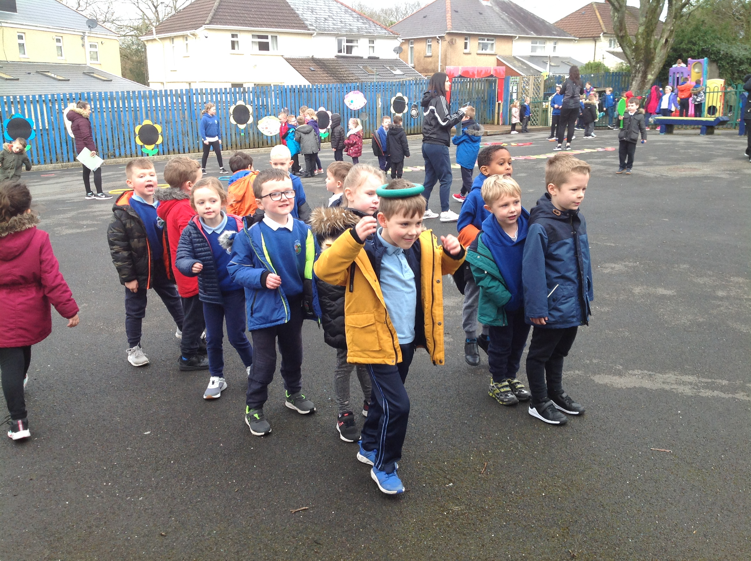 Foundation Phase Sport Relief Fun