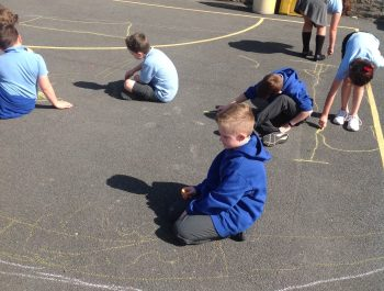 Estimating and checking roundhouse diameters