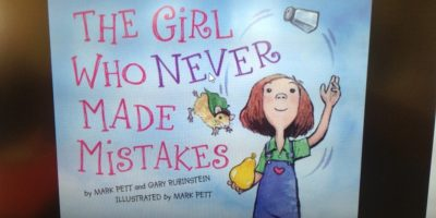 Year 2 – Mistakes are ok!