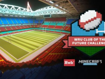 """WRU Minecraft """"Club of the future Competition"""" 🏉"""