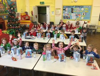 Celebrations in Year 1!