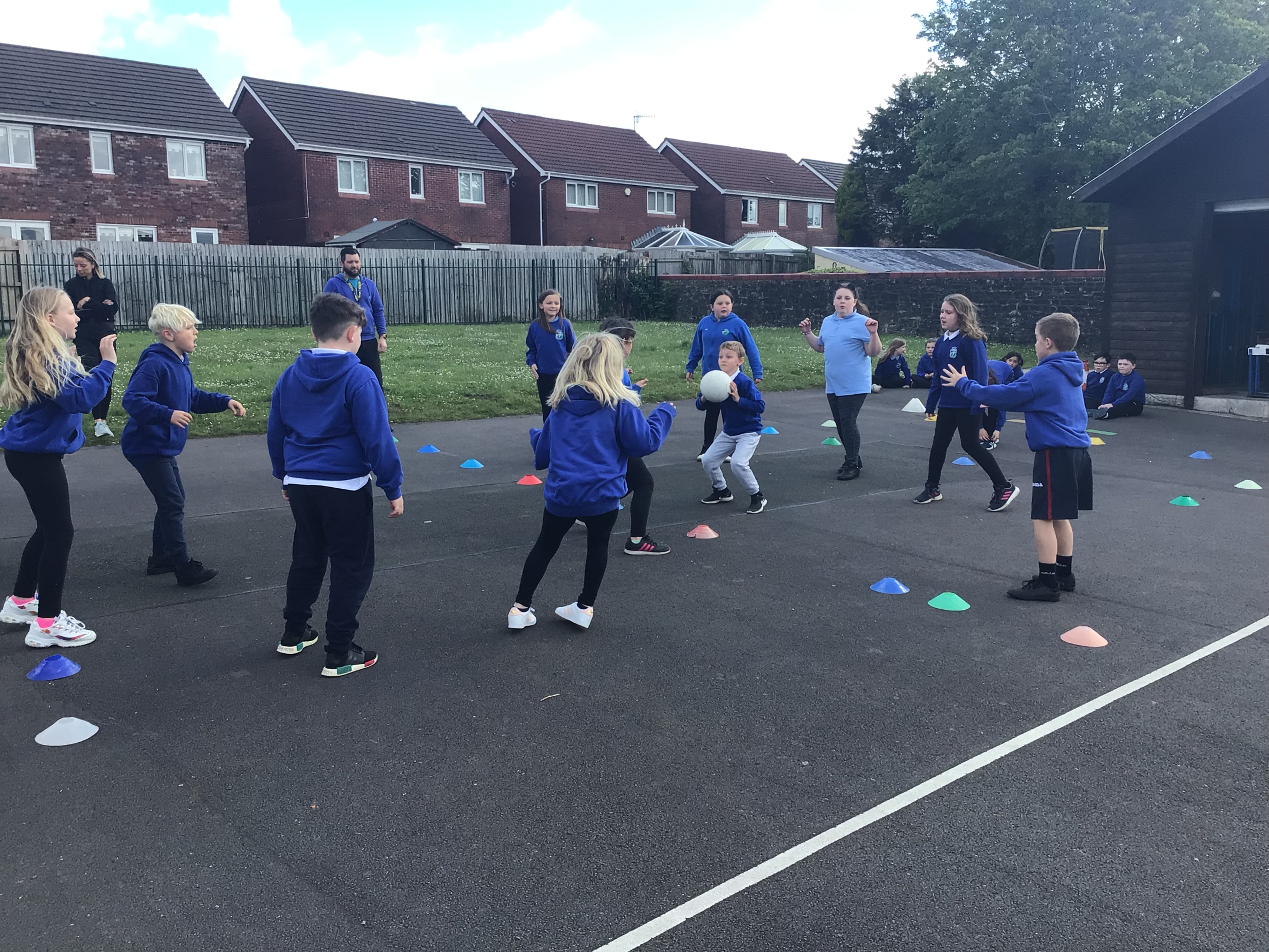 Getting competitive in year 4!