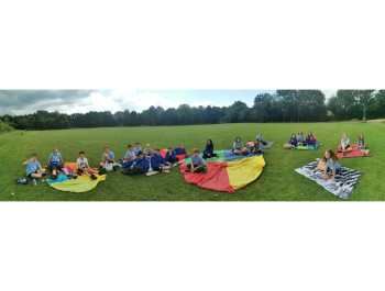 Picnic Paradise for our Leavers 2021