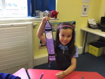 Creating our Class Charter in Year 1