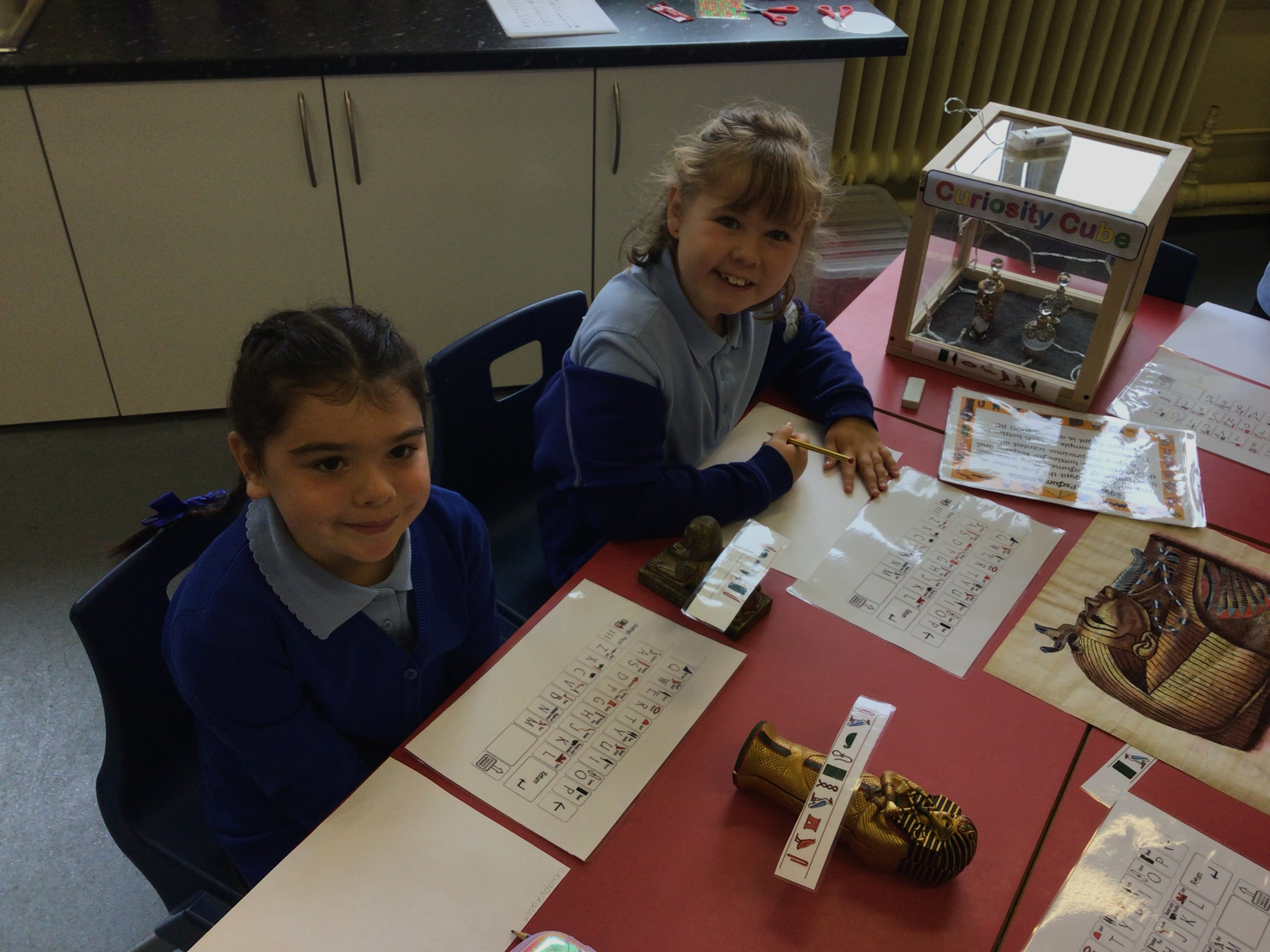 Introducing our Big Question- What was life like in Ancient Egypt?