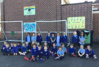Welly Wednesday in Year 1