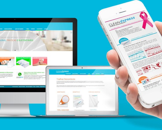 Clean Express: renovação e resultados online