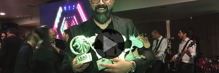 Pontodesign recebe LEAG Award