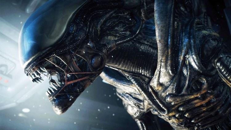 cronologia da série alien