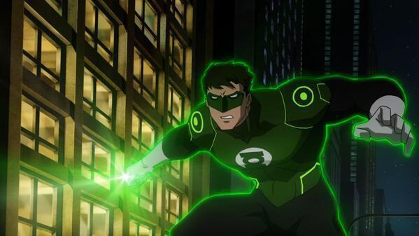 Lanterna-Verde
