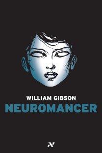 neuromancer capa preta