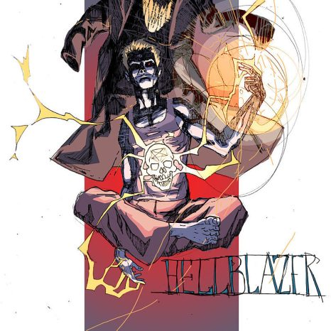 CONSTANTINE: The Hellblazer
