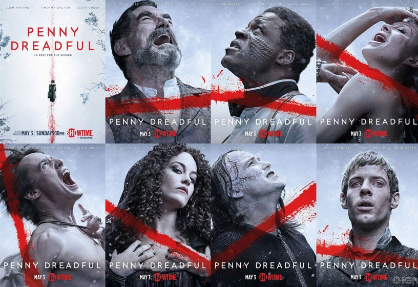 Penny-Dreadful-2-Temporada-Posters