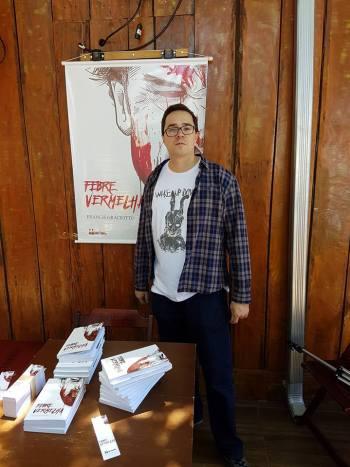 Febre Vermelha Francis Graciotto
