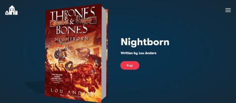 Trono e Ossos - Nightborn