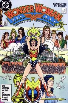 Wonder-Woman #1, Vol.2