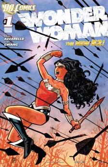 Wonder-Woman #1, Vol.4