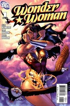 Wonder-Woman #1, Vol.3